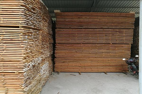 青岛木材干燥案例