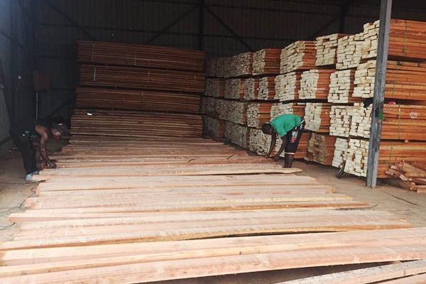 煜达木业为您讲解简单的木材干燥方法